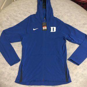 Duke Blue Devils Nike Hoodie Jacket NCAA Warm Up